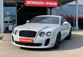 Bentley Continental GT, I 2010 3 199 000 RUR