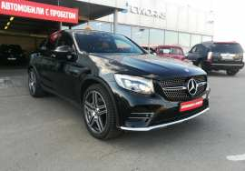 Mercedes-Benz GLC Coupe AMG, I (C253) 2017 2 899 999 RUR